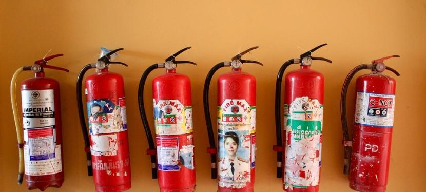 Lutte contre l'incendie